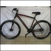 Bicicleta Azonic 24 vel