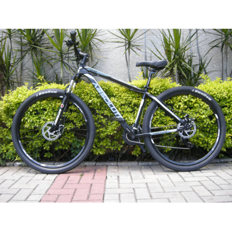 Bicicleta MTB Absolute