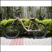 Bicicleta Urbana Feminina